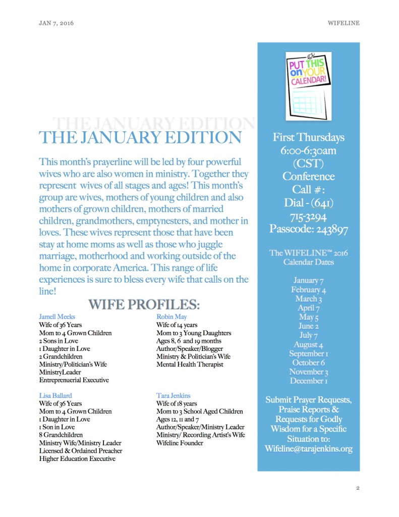 The Wifeline January 2016 copy pg 2 copy